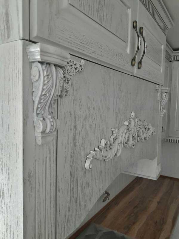 کابینت چوبی