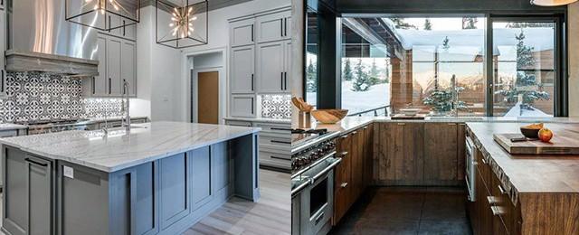 ایده های برتر کابینت آشپزخانه